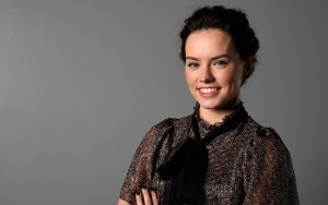 Daisy Ridley smile Desktop Wallpaper Widescreen