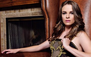 Wallpaper of Danielle Panabaker for Laptop