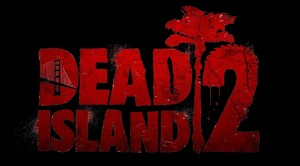 Dead Island 2 black dark logo full HD image