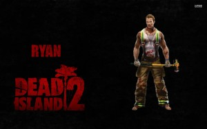 Dead Island 2 black logo 1920x1080 wallpaper