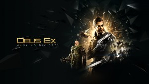 Deus Ex Mankind Divided 1920x1080 wallpaper