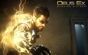 Deus Ex Mankind Divided full HD image