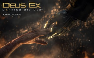 New Deus Ex Mankind Divided hands 2016 wallpaper
