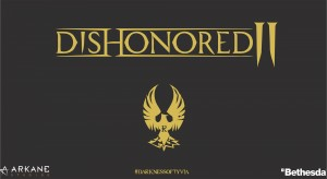 Dishonored 2 logo widescreen