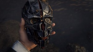 Dishonored 2 mask background