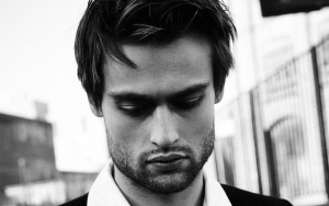 Douglas Booth cool new wallpaper