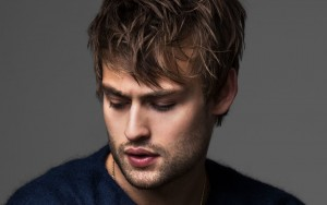 Douglas Booth face Desktop Wallpaper Widescreen