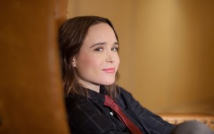 Ellen Page HD wallpaper