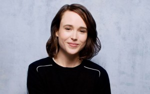 Ellen Page cute HD image