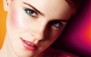 Emma Watson eyes lips photo HQ