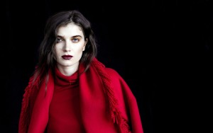 Eve Hewson cute Desktop Wallpaper Widescreen
