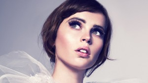 Cool Felicity Jones eyelashes HD pic for PC