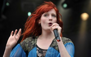 Florence Welch Desktop Wallpaper Widescreen