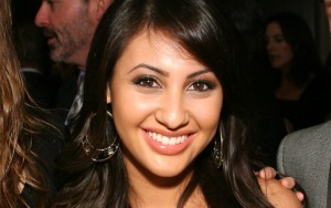 Wallpaper of Francia Raisa for desktop