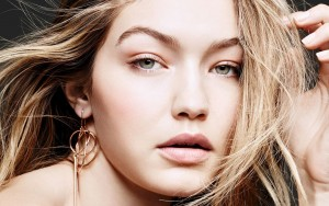 Gigi Hadid eyes wallpaper for desktop