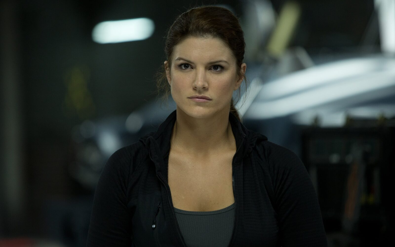 2016 Dodge Challenger Hellcat >> Gina Carano wallpapers High Resolution Download