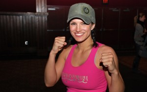 Cool Gina Carano cool HD pic for PC