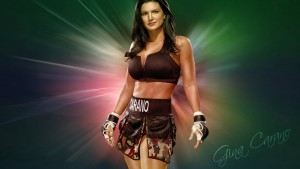 Gina Carano fight walpapers for windows