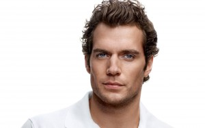 Wallpaper Henry Cavill blue eyes white background full HD photo