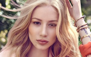 Iggy Azalea face HD wallpapers for Desktop