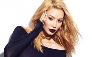 Iggy Azalea white background HD images download