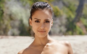 amazing Jessica Alba free wallpaper