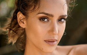 Jessica Alba face eyes beautiful HD wallpapers