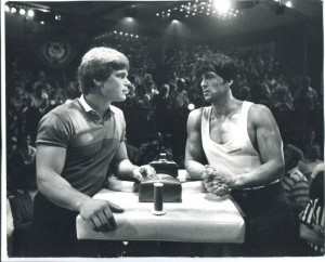 John Brzenk vs Stallone photo