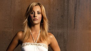 Kaley Cuoco free wallpaper