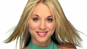 Kaley Cuoco smile wallpaper HD 1080p