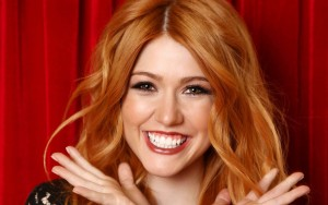 Katherine Mcnamara funny wallpaper for desktop