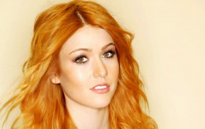 Katherine Mcnamara hair 1920x1080 wallpaper