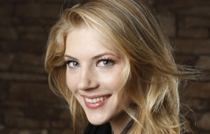 Katheryn Winnick smile Desktop Wallpaper Widescreen