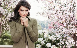 Wallpaper of Katie Holmes for Laptop