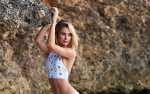 Kimberley Garner cool free wallpaper