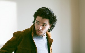 Kit Harington haircut new photo