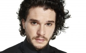 Kit Harington white background 1920x1080 wallpaper