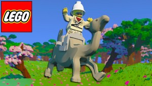 Cool LEGO Worlds High Resolution wallpaper