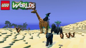 Best HQ LEGO Worlds photo gallery