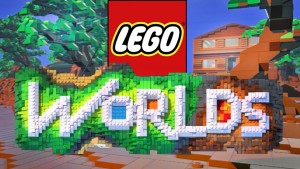 New LEGO Worlds symbol 2016 wallpaper