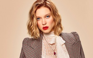 Lea Seydoux background new picture