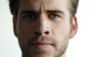 Liam Hemsworth face Desktop Wallpapers Widescreen