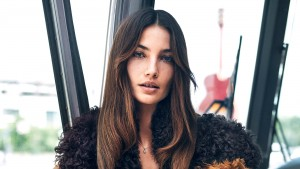 Cool Lily Aldridge High Resolution wallpaper