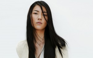 Liu Wen free wallpaper white backgroundd