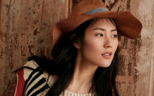 cute Liu Wen HD wallpapers