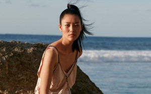 Liu Wen screensaver ocean