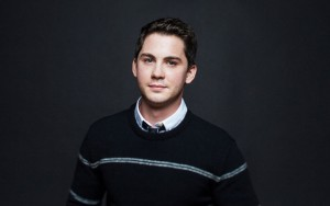 Logan Lerman HD wallpaper