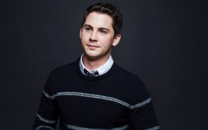 Logan Lerman new photo
