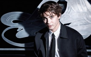 Logan Lerman young wallpaper 1080p High Definition