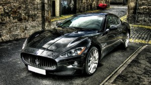 Maserati Granturismo art High Quality Wallpapers